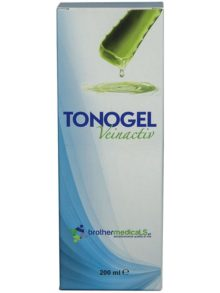BROTHERMEDICALS SRL: Tonogel Veinactiv 200 ml