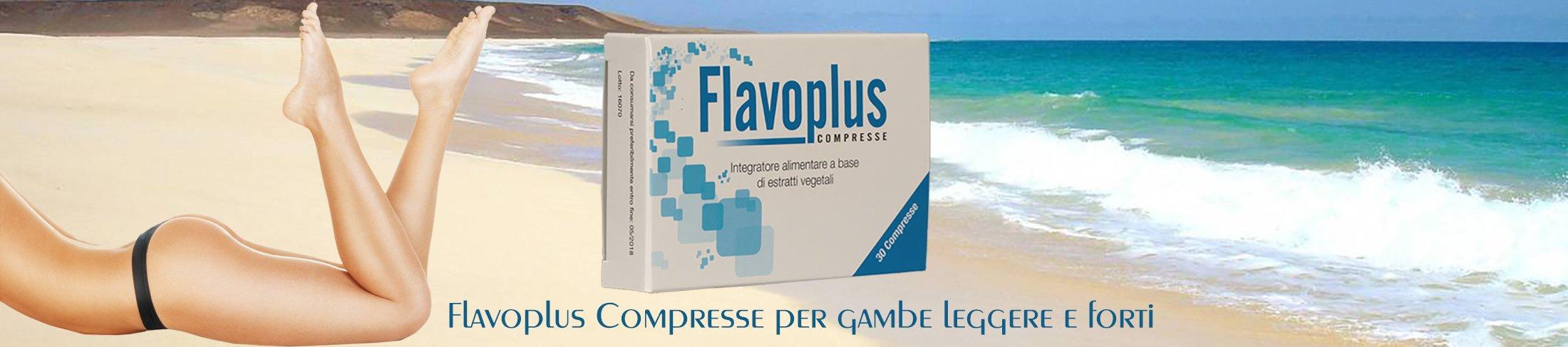 BROTHERMEDICALS SRL: Flavoplus compresse - per gambe leggere e forti.