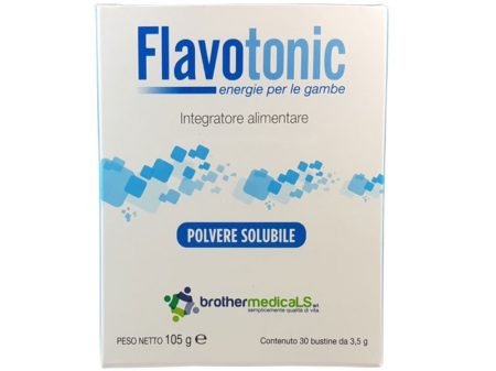 BROTHERMEDICALS SRL: Flavotonic Polvere Solubile